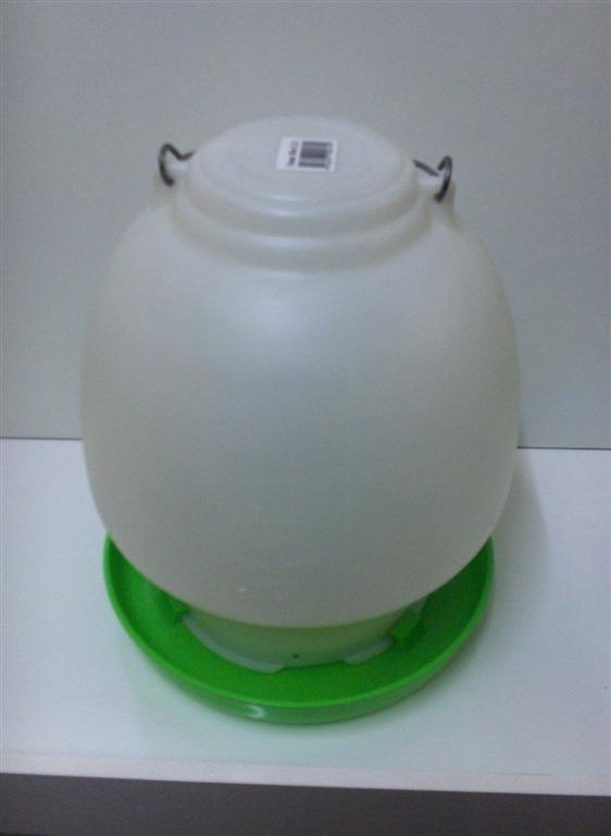 AVICO BALL TYPE WATERER 12 L. (GREEN & WHITE) POULTRY