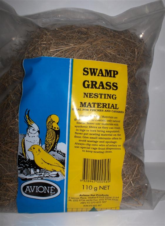 AVIONE LARGE SWAMP GRASS 110G