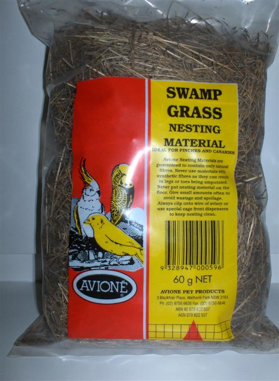 AVIONE SMALL SWAMP GRASS 60G
