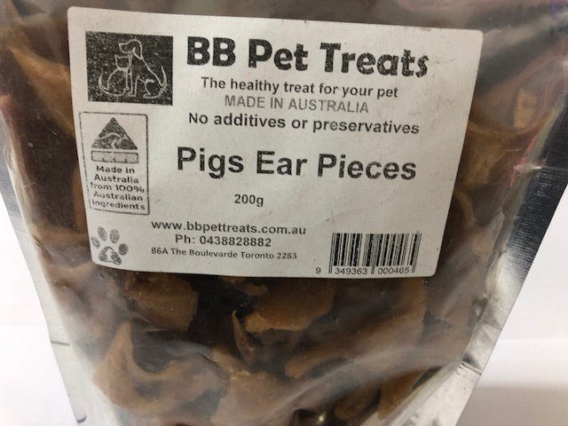Pig Ear Pieces