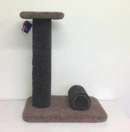 ROLL AND SINGLE POLE WITH PLATFORM 40CM